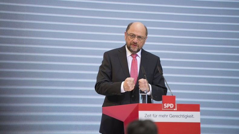"""Martin Schulz: """"Was Trump macht, ist unamerikanisch"""""""