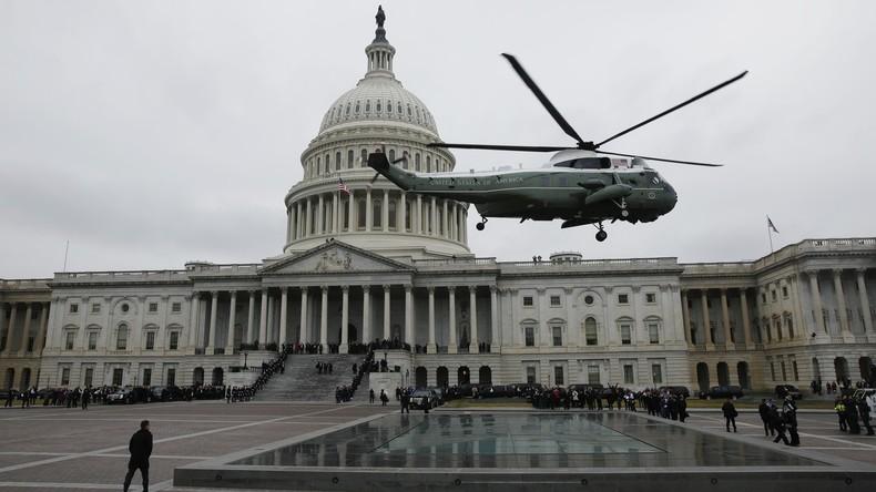 Resolution zum Präventivschlag gegen Iran im US-Kongress eingebracht