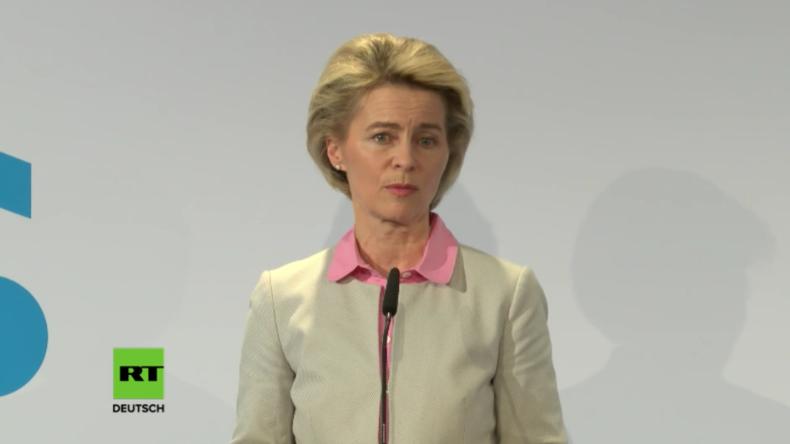 Workshop für Toleranz: Von der Leyen heißt LGBT-Personen bei der Bundeswehr willkommen