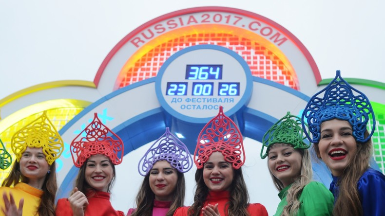 Russland präsentiert vor UNO Konzept für Weltfestspiele der Jugend und Studenten in Sotschi 2017