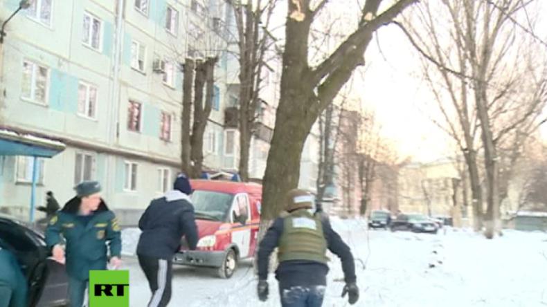 Journalisten unter Beschuss der ukrainischen Armee – Kiew gesteht militärisches Vordringen ein