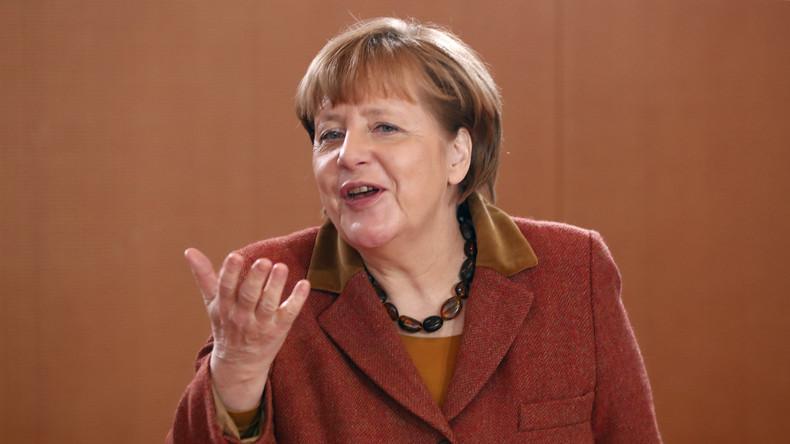 Merkel erhält Eugen-Bolz-Preis für humanitäres Engagement in der Flüchlingskrise