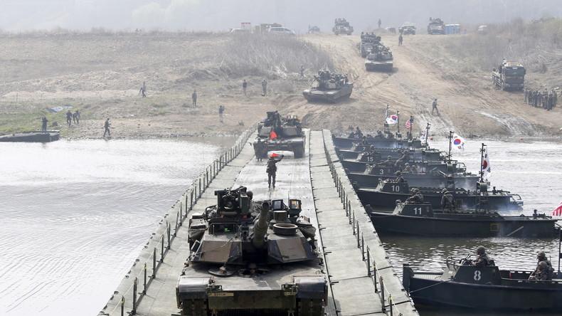 Nach Kims Atom-Drohungen: USA und Südkorea wollen militärische Schlagkraft gegen Pjöngjang erhöhen
