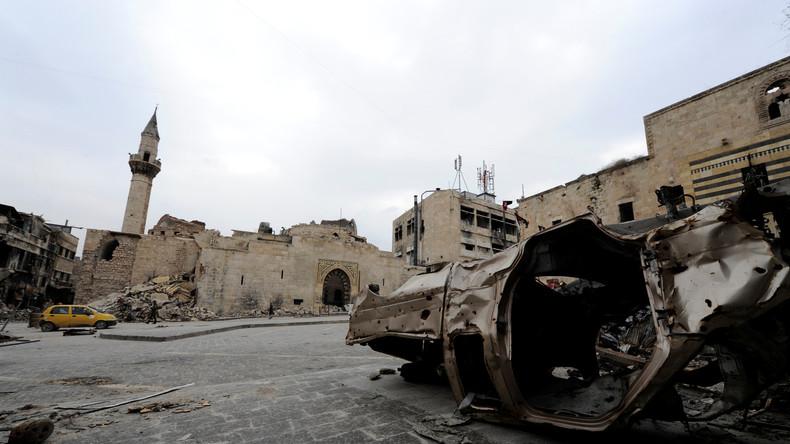 Carla Ortiz zu RT: Westliche Medien sind Komplizen im Anheizen des syrischen Konfliktes