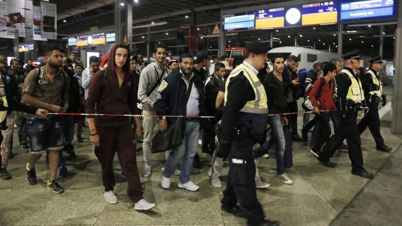 Deutschland will Flüchtlinge mit Geld zur Heimkehr bewegen
