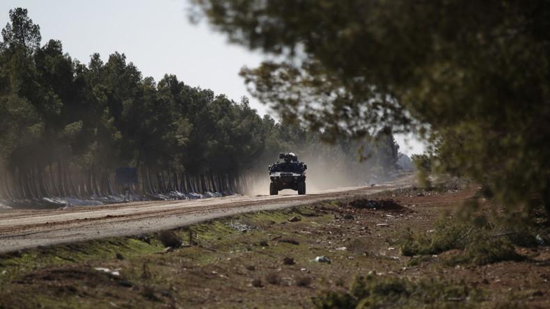 Türkische Streitkräfte töten 51 IS-Kämpfer