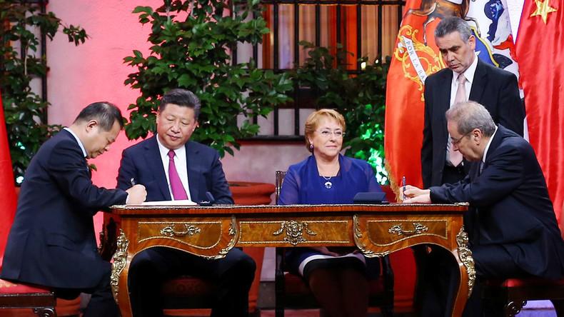 China in Lateinamerika: Strategische Partnerschaften stellen Weichen für die Zukunft
