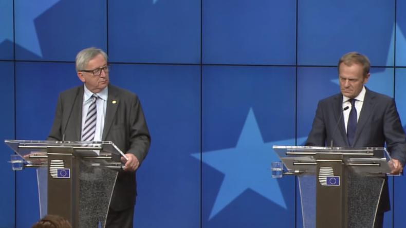 Live: Pressekonferenz vom Malta-Gipfel zu Migration und Brexit