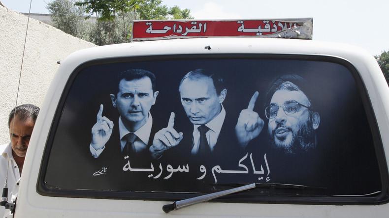 Syrienanalyse aus Asien: Russlands Engagement schaffte Win-Win-Situation für Assad und Putin