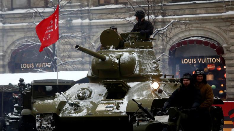Kirkbekistan? US-Amerikaner glauben an aktuelle russische Aggressionen gegenüber erfundenem Land