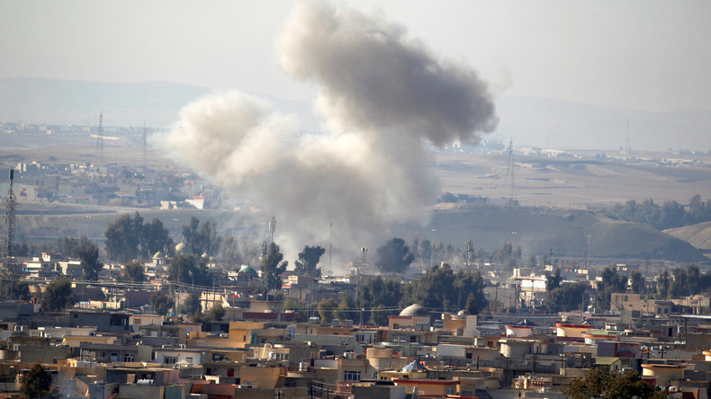 US-geführte Koalition räumt Tod von 199 Zivilisten durch eigene Luftangriffe ein