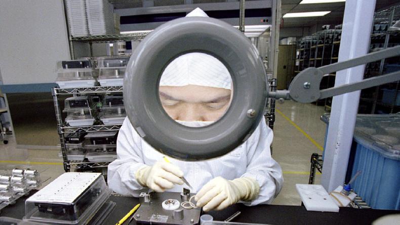 Ausländische Unternehmen verlassen China