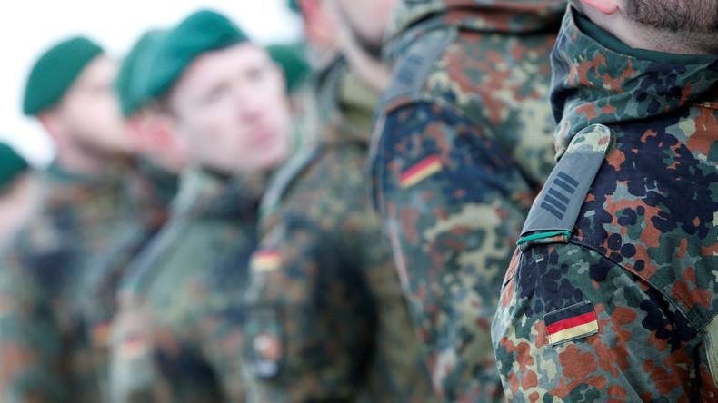 Vorstoß ins Innere: Bundeswehr soll Polizei ergänzen