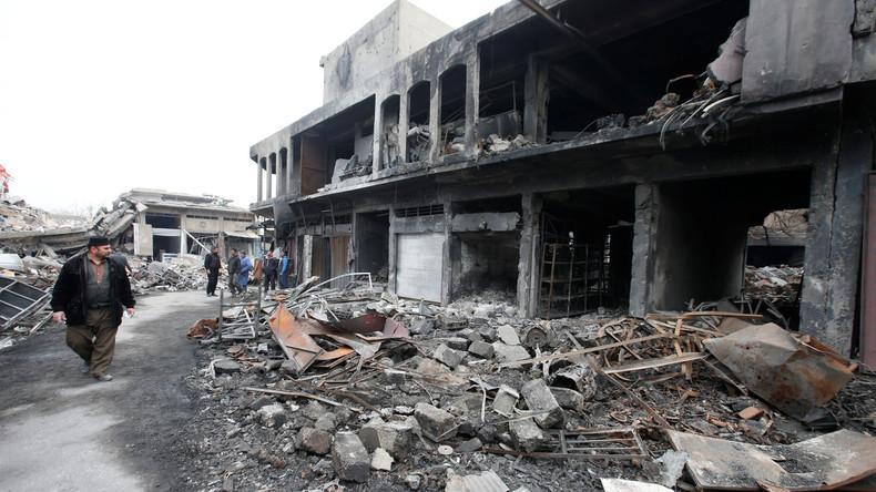 Der Kampf um Mossul: Zähes Ringen um die IS-Hochburg im Irak