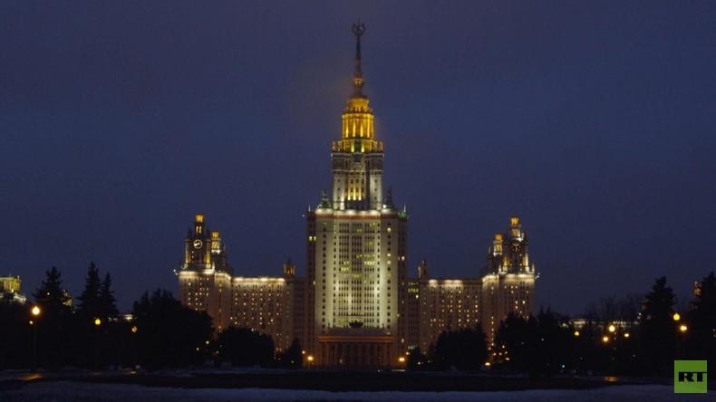 Einmal in Russland: Moskauer Architektur - Ein Dialog zwischen Klassik und Moderne