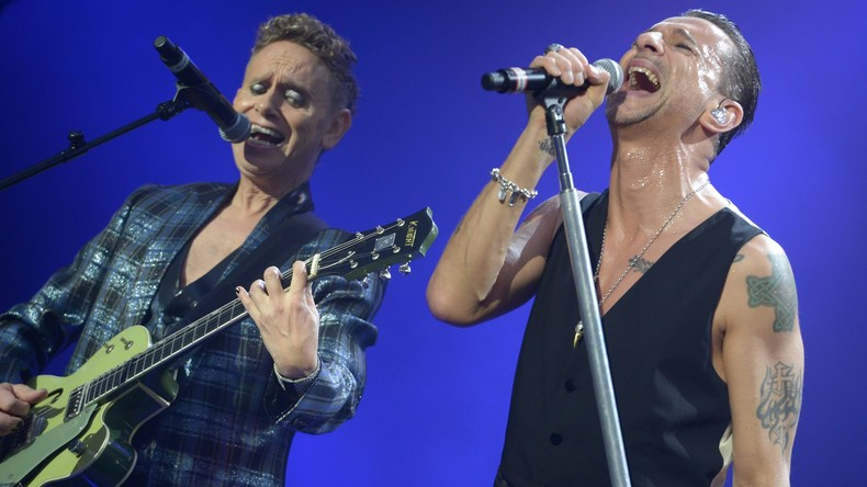 "Depeche Mode veröffentlicht neue Single ""Where's the Revolution"""
