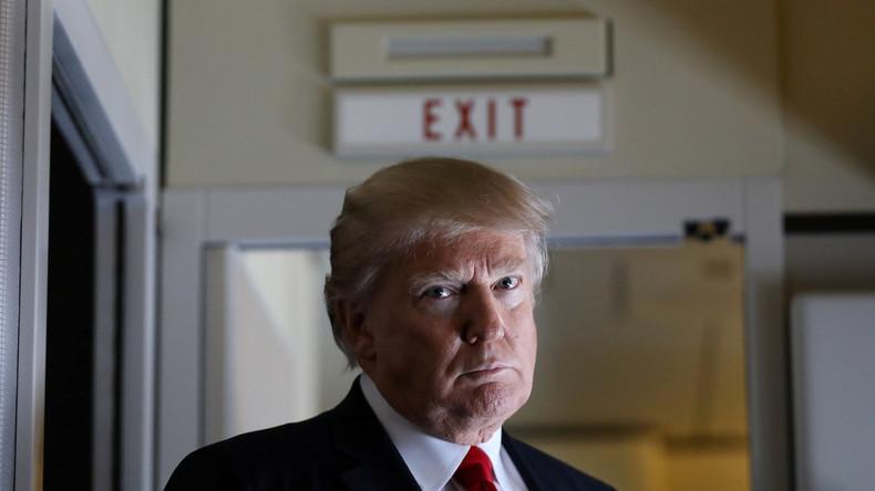 Trump Knigge: Medienhäuser entwickeln Leitfäden für Umgang mit US-Präsidenten