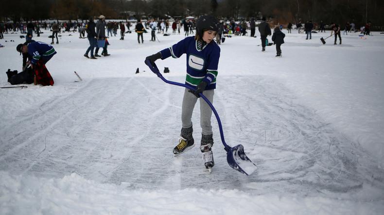 18.000 Kanadier bleiben wegen schwerer Schneefälle ohne Strom