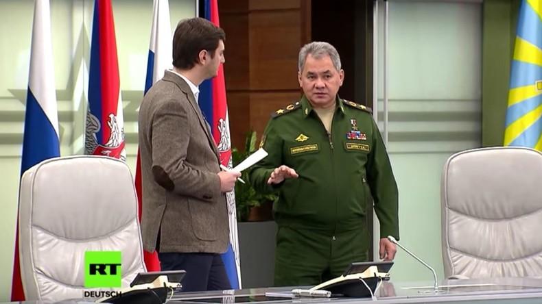 RT-Exklusiv: Seltene Einblicke in das militärische Zentrum Russlands