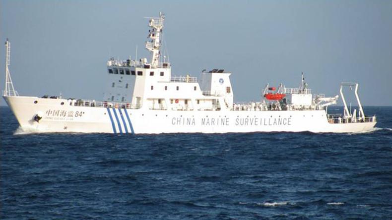 """China warnt USA wegen Territorialstreit mit Japan: Ihr verbreitet Konflikte und """"Instabilität"""""""