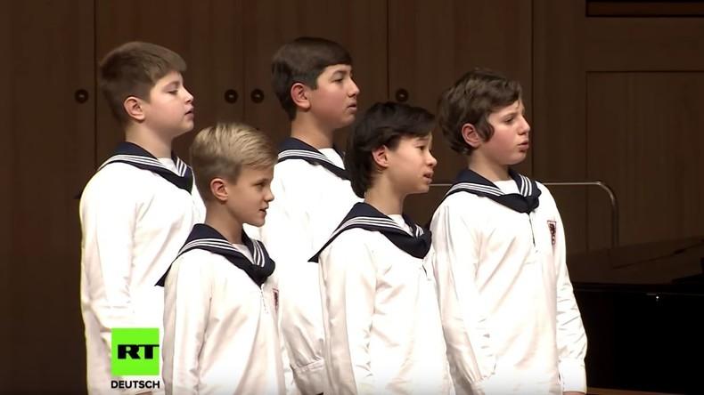 """""""Von der Musik lernen"""": Wiener Sängerknaben zu Gast in Moskau"""