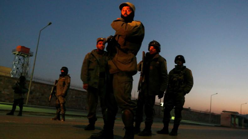 54 Taliban-Kämpfer in Afghanistan getötet