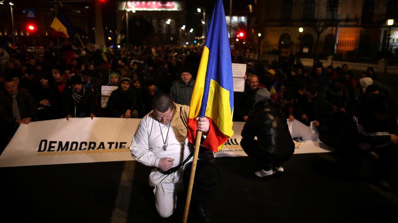 Regierung Rumäniens hebt Dekret zur Lockerung des Anti-Korruptionsgesetzes auf