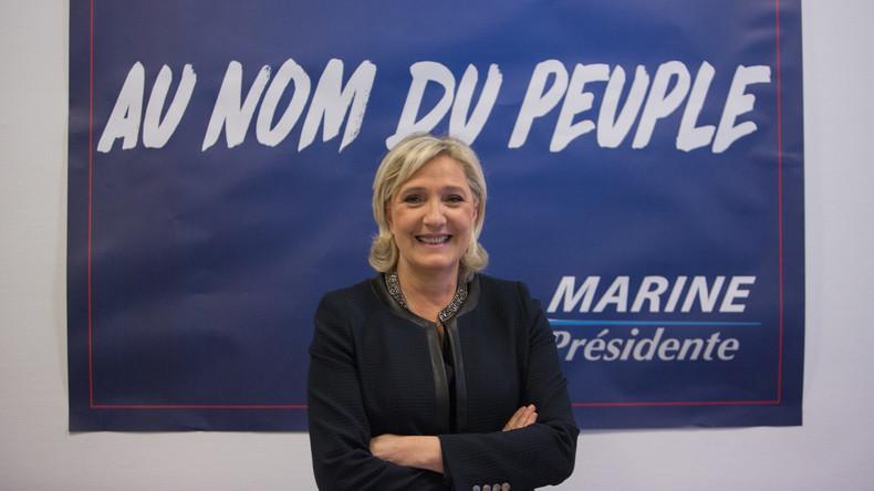 Le Pen will an Terrorismus beteiligten Franzosen die Staatsbürgerschaft aberkennen