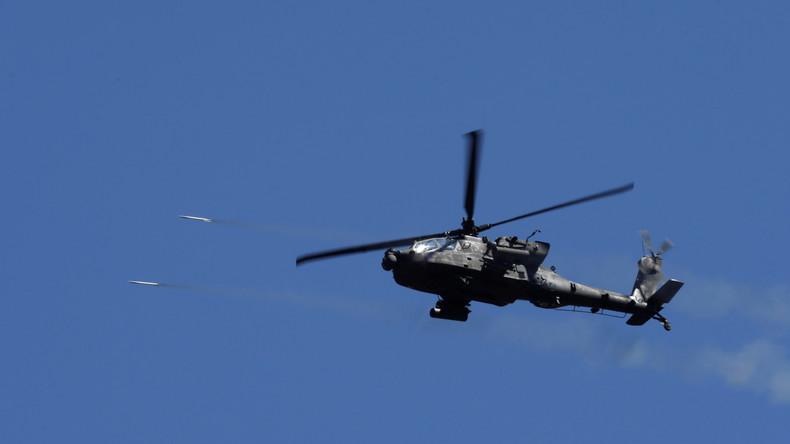 US-Armee verschwieg Tausende Luftangriffe im Irak, Syrien und Afghanistan