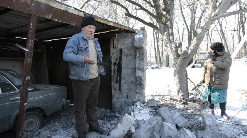 UNO übt Kritik an Kiews Weigerung, Donbass-Bewohnern Renten zu zahlen
