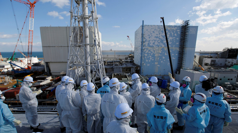Tickende Zeitbombe Fukushima: Rekordstrahlung in havariertem Reaktor gemessen