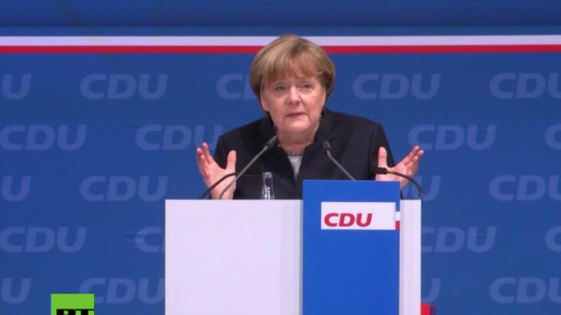 Sinneswandel oder Wahlkampfmodus? - Merkel: Viele Flüchtlinge besser nahe ihrer Heimat aufgehoben