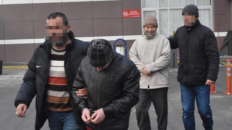 Anti-Terror-Razzien in Türkei - Zahl der Festgenommenen auf 750 gestiegen