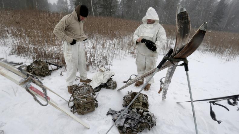 Atlantic Resolve: 225 US-Militärs in Lettland angekommen, Panzer an der Reihe