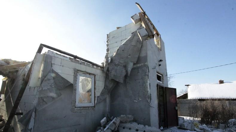 Kiew soll Eskalation im Donbass im Voraus geplant haben