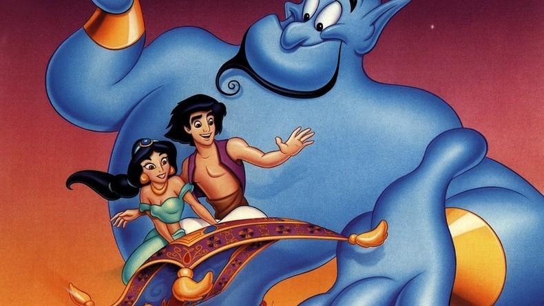 """Facebook blockiert Aladdin-Meme wegen """"Gewaltdarstellung"""""""