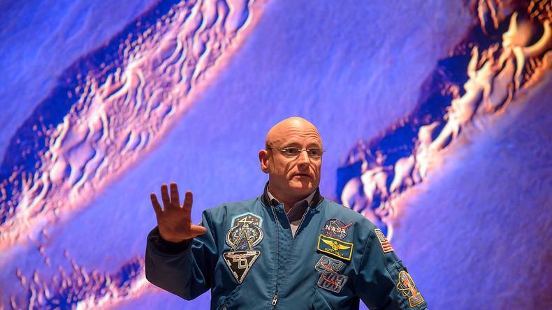 Weltall hat Chromosomen des Astronauten Scott Kelly verändert