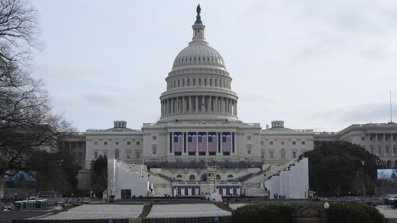 US-Kongress berät Einführung neuer antirussischer Sanktionen wegen Lage in Awdijiwka