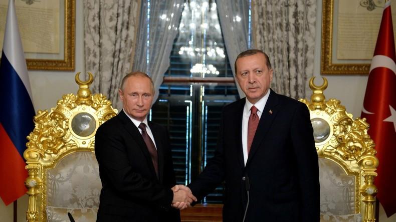 Wladimir Putin unterzeichnet Ratifizierungsgesetz zum Turkish-Stream-Abkommen