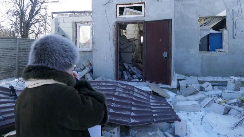 Ukrainische Behörden nennen Bedingungen für Rentenzahlung an Donbass-Bewohner