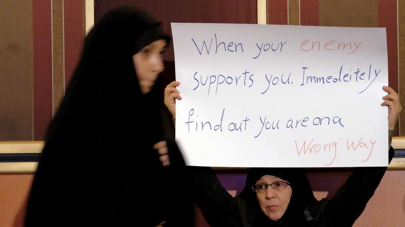 Iran: Nie wieder ein Leben unter der Geißel der US-Amerikaner