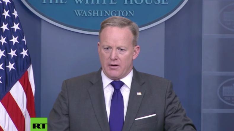 Weitere Drohgebärde aus Washington: Der Iran wird realisieren, dass hier ein neuer Präsident sitzt