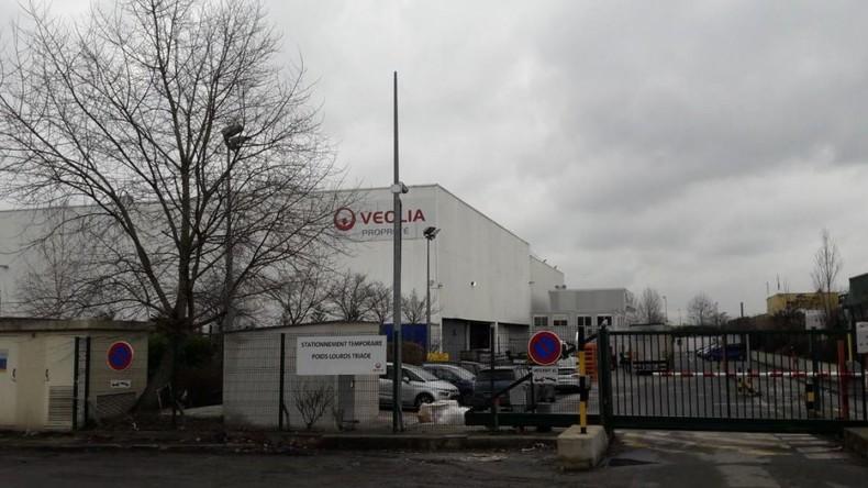 16 Menschen verletzt nach Explosion an Müllverwertungsfabrik nahe Paris