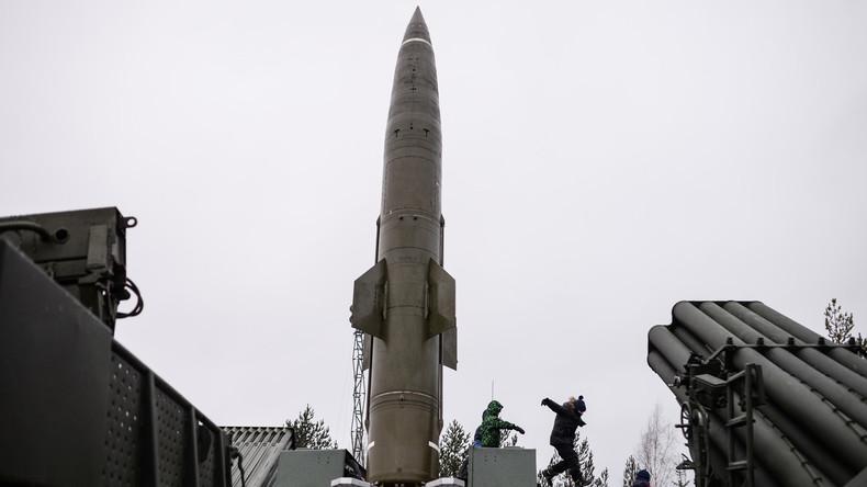 US-Medien: Russland liefert 50 taktische ballistische Raketen an Syrien