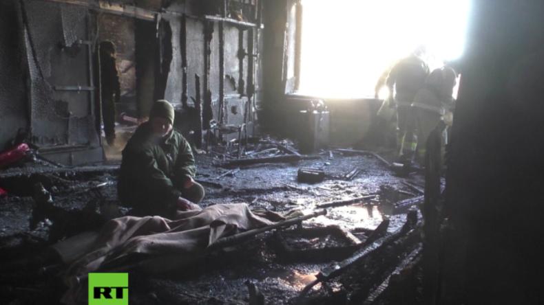 """Leichnam des populären """"Giwi"""" geborgen - Köpfe des ukrainischen Widerstands schwören Vergeltung"""
