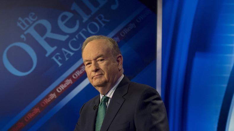 Putin-Beleidiger Bill O'Reilly wird sexuelle Belästigung vorgeworfen
