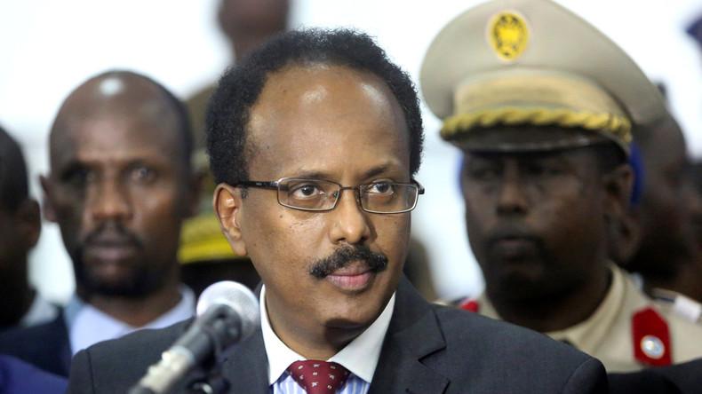 US-Bürger zum Präsidenten Somalias gewählt