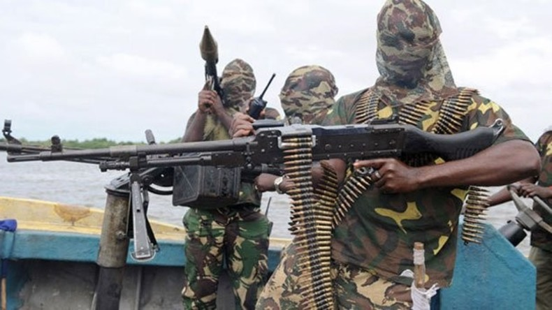 Kapitän des in Nigeria überfallenen Schiffes meldet sich aus Gefangenschaft