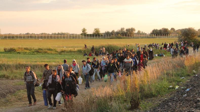 Österreich will Soldaten zum Schutz der EU-Grenzen vor illegalen Flüchtlingen bereithalten