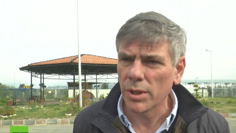 Belgische Politiker in Syrien: Russland befreit das Land und die EU schaut dem Terror hier nur zu